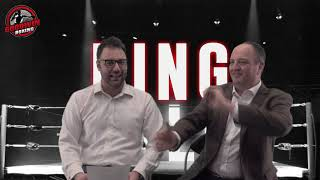 RING TALK - EPISODE 19 - GOODWIN BOXING - 27th March 2018