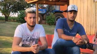 Bruno e Barretto contam como era a rotina antes da fama