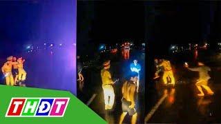 Vụ clip CSGT đánh nhau với lái xe: Lời tố cáo chưa đúng bản chất | THDT