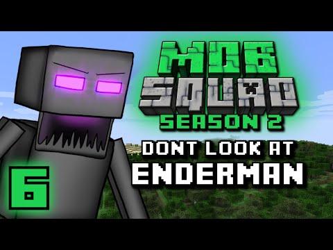 Mob Squad - Don't Look At Enderman - Season 2 Ep. 6