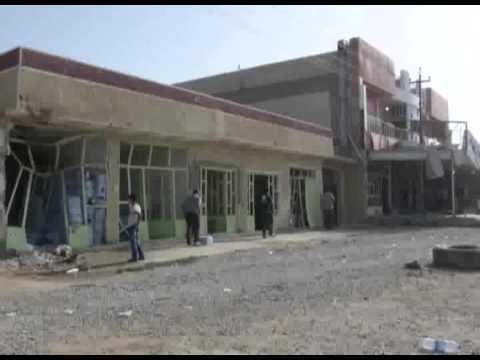10 Dead In Baghdad Suicide Bombing