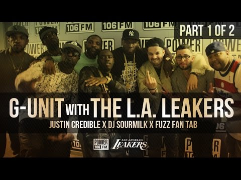G-Unit x L.A. Leakers: Talk Competion In The Studio, Solo Projects, Bobby Shmurda, Trinidad James, Kirk Franklin's Porn Addiction, Lloyd Banks' Outlook On Women & More [Video]