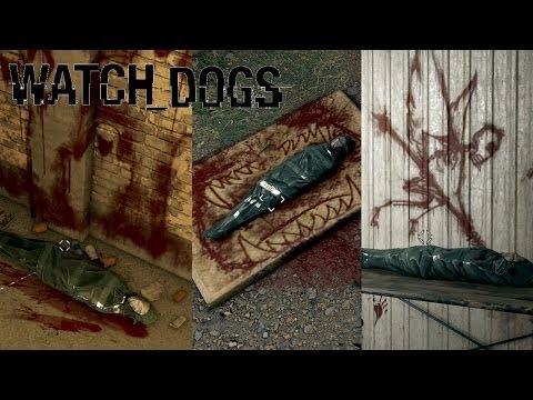 Watch Dogs - СЕРИЙНЫЙ УБИЙЦА (Гайд+Трофей)