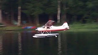 Remote control air plane crash!!