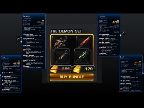 Marvel Avengers Alliance: Is the Demon Set worth getting?