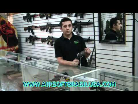 Airsoft Brasil USA - 00002 - Revolver 38 Airsoft CO2 - YouTube.flv