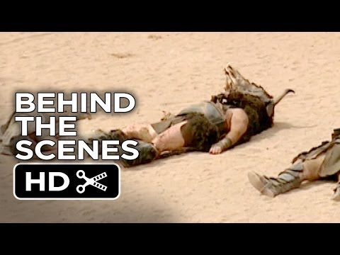 Gladiator Behind The Scenes - Disposing Of The Losers (2000) - Russell Crowe, Ridley Scott Movie HD