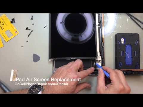 iPad Air Screen Replacement Tutorial