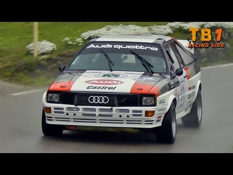 9 Rally Storico Campagnolo 2013 SHOW [Full HD - Pure Sound]