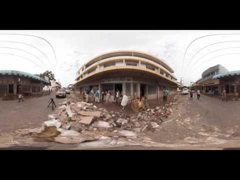 360 video: On the ground in Cyclone Zena hit Nadi