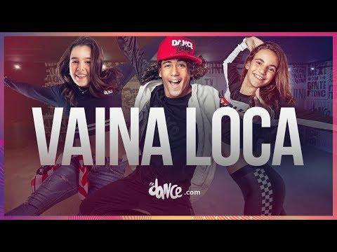 Vaina Loca - Ozuna X Manuel Turizo | FitDance Teen (Coreografía) Dance Video