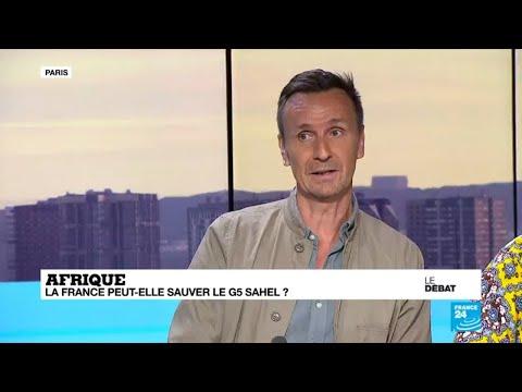 le débat: Afrique, la France peut-elle sauver le G5 Sahel ?