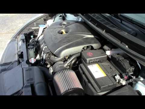 Elantra 1.8L DIY Short Ram Air Intake Install