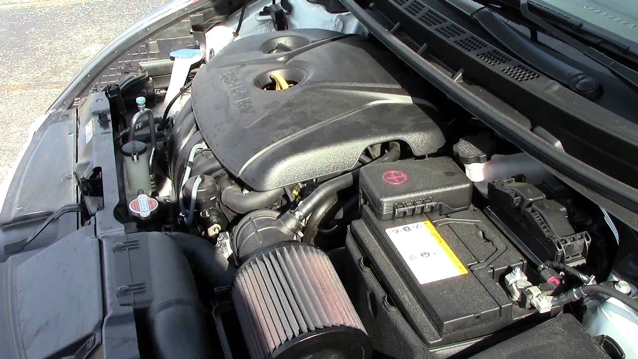 Elantra 1 8l Diy Short Ram Air Intake Install Youtube