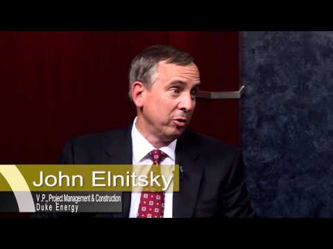 Leaders Up Close & Personal: John Elnitsky, Vice President, Duke Energy