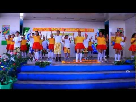 Mogchs Nutrition Month Jingle - Grade 7 Aguinaldo- video