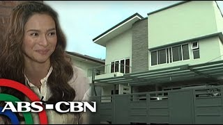 CELEBRITY HOMES: Jennylyn gives a tour of her house