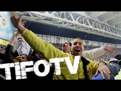 ULTRAS 1907 GENCLIK & GFB .. FIRST HALF OF FENER vs. GALA 2:2 - 17.03.2012