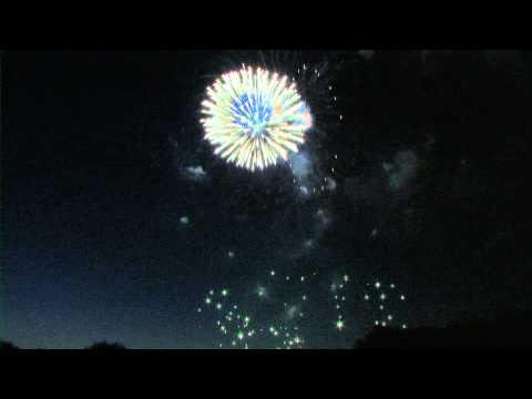 4th July Fireworks - Brussels - American School -  Nato - 2-7-2011