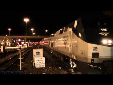 Amtrak/MNCR &quot;Grand Central Limited&quot; Extra #828 (GCT &quot;Parade of Trains&quot; Special)