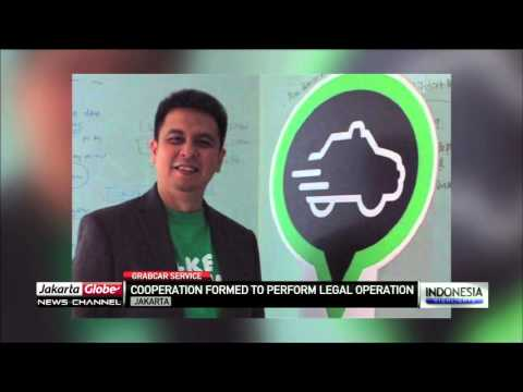 Grabcar's Effort to Realize Legal Operation in Indonesia