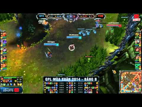 [27.02.2014] SF5 vs YOE [GPL Xuân 2014]
