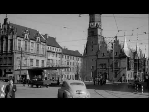 Polska Kronika Filmowa 1959 R Taksówka Nr 1 We Wrocławiu