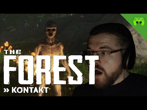 THE FOREST # 23 - Kontakt «» Let's Play The Forest | HD