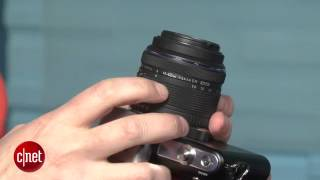 88  Olympus PEN E PM1 With 14 42mm lens Review   Watch CNET s Video Review