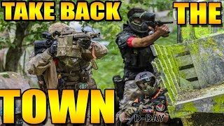 TAKE BACK THE TOWN COMMANDO STYLE!