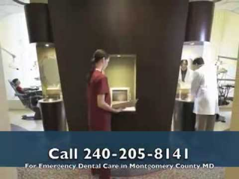 Emergency Dental Care Montgomery County Maryland