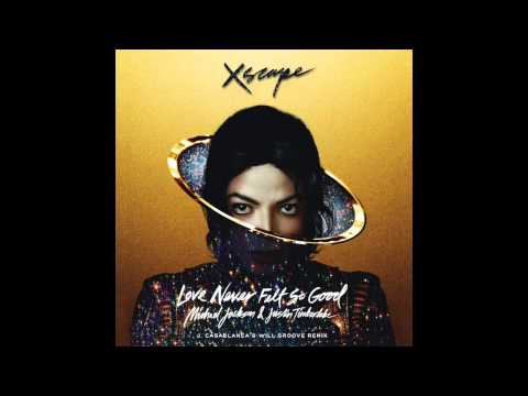 Michael Jackson - Love Never Felt So Good (J. Casablanca & Will Groove Remix) AUDIO ONLY