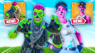 *NEW* GHOUL TROOPER SKINS are Epic! - Fortnite Halloween 2019