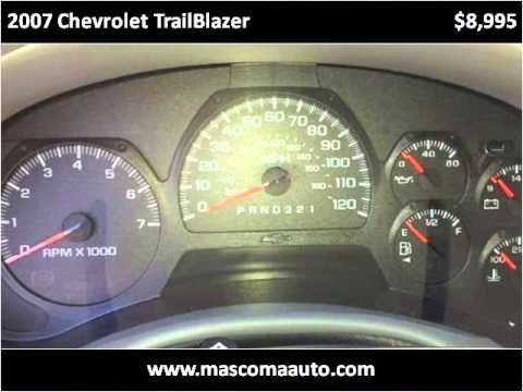 2007 Chevrolet TrailBlazer Used Cars Canaan NH