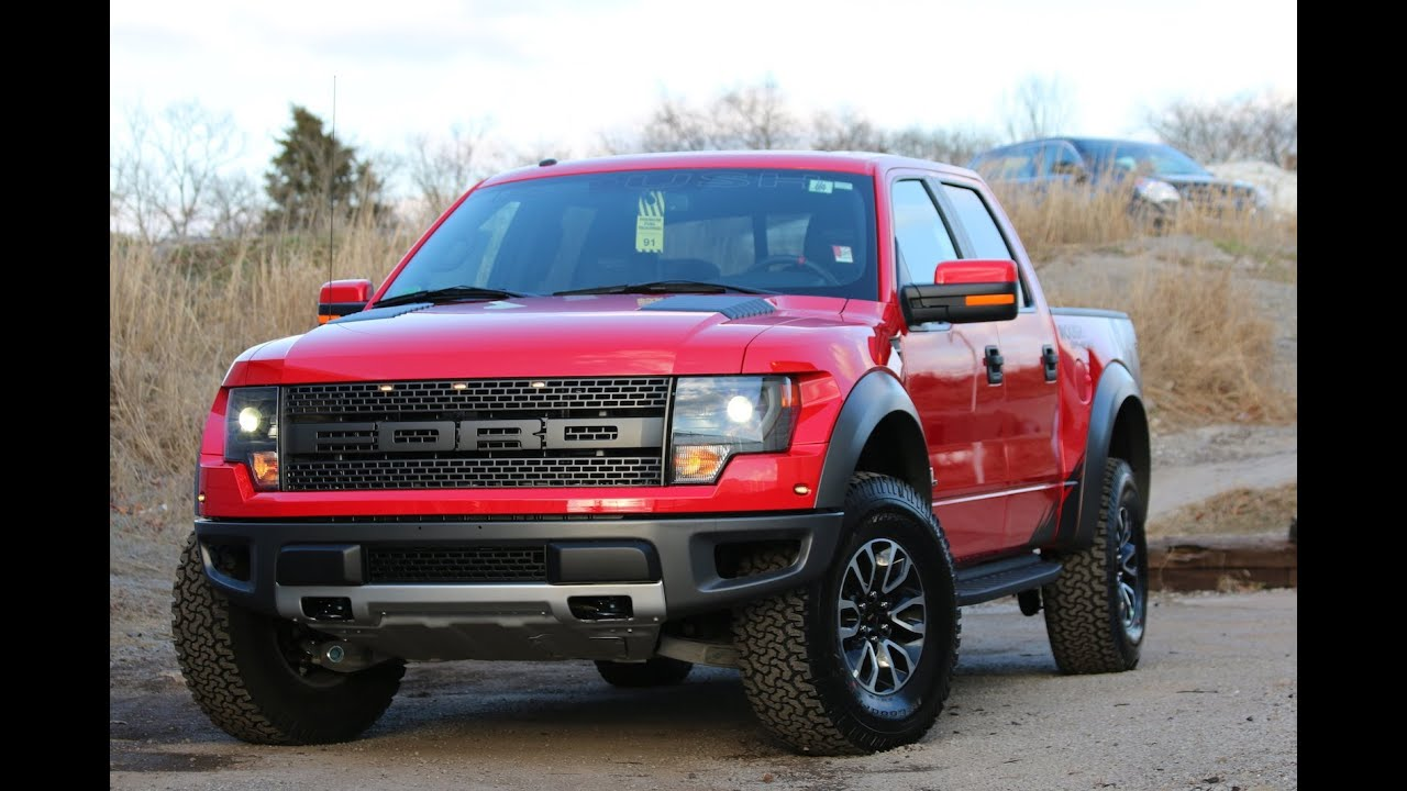 2013 Roush Raptor Race Red Ford Of Murfreesboro Youtube
