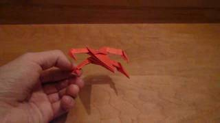 Origami X-wing Tutorial