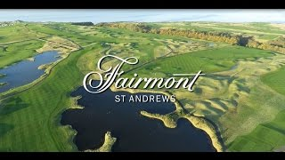 Fairmont, St Andrews: Golf Boards