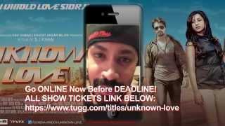 Ochena Hridoy - Unknown Love (ABM SUMON Selfie Promo 1) U.S. Theatrical Premiere Promo