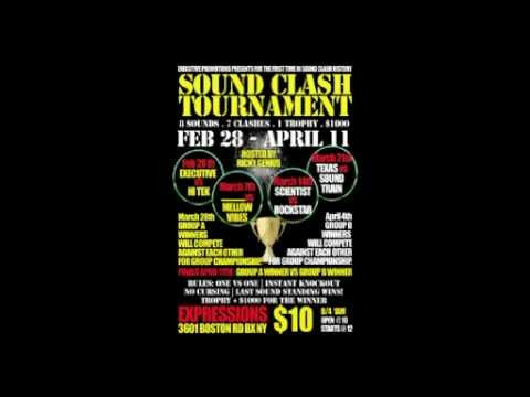 SOUNDCLASH: DJ SCIENTIST VS ROCKSTAR SOUND PART 2