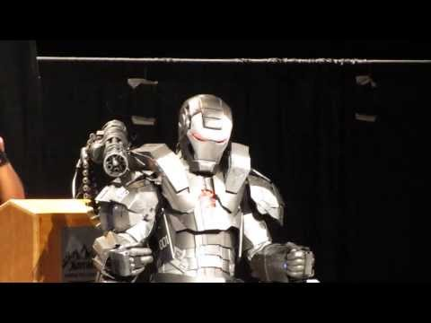 Starfest 2010 Costume Contest April 17th - War Machine