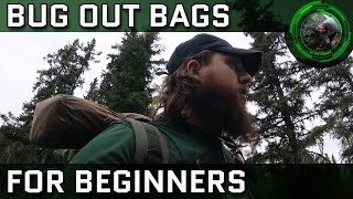 The Beginner's Guide to Bug Out Bags (BOB): The 72h Emergency Survival SHTF Evacuation Kit