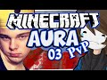 Youtube Thumbnail MINECRAFT: AURA PVP SPECIAL ☆ #03 - DER ANGSTHASE! ☆ Let's Play Minecraft: Aura