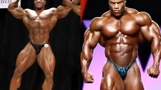 Phil heath -  TRANSFORMACIÓN  2000 vs 2016