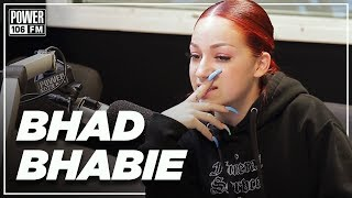 "Bhad Bhabie Gets Kicked Out of Six Flags, says Kanye + Lil Pump's ""I Love It"" is TRASH"