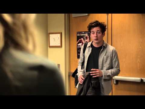 Sasha Alexander Shameless S05E09 Lip's first encounter with Helene
