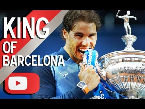 Rafael Nadal - King of Barcelona ᴴᴰ