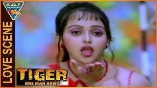 Tiger One Man Army Hindi Dubbed Movie || Sonali Joshi Love Express To Jr.Ntr || Eagle Hindi Movies