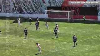 @RVMOficial Video resumen del Rayo B 0 -  Linares Deportivo 1 / Playoff ida