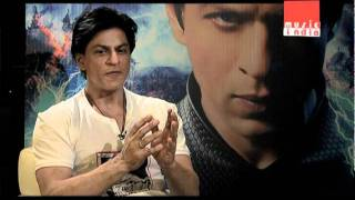 Shahrukh Khan says that he is an assistant director for every film