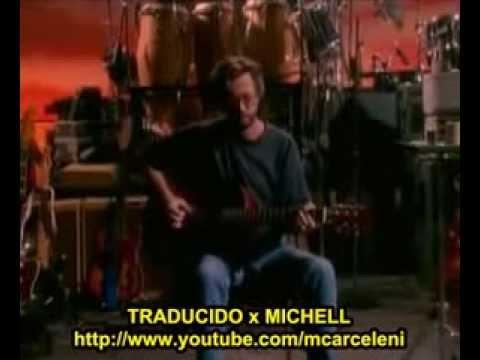 ERIC CLAPTON - TEARS IN HEAVEN (subtitulado)